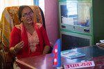 Vice chairperson of Dhungeshwor  Rural Municipality, Dailekh district