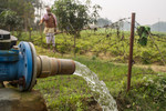 Pumping groundwater for agriculture