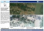 "Super Cyclone ""Amphan"": River Breach, Submerged Houses, Crop Damages in Assasuni Upazila, Satkhira District, Bangladesh"