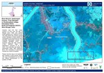"Super Cyclone ""Amphan"": River Breach, Submerged Houses, Crop Damages in Shulkuniabad village, Hasnabad Tehsil, North 24 Parganas district, West Bengal, India"